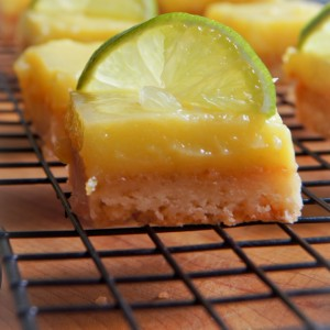 Almond Lemon-Lime Slice