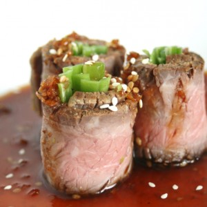 Beef Negikami