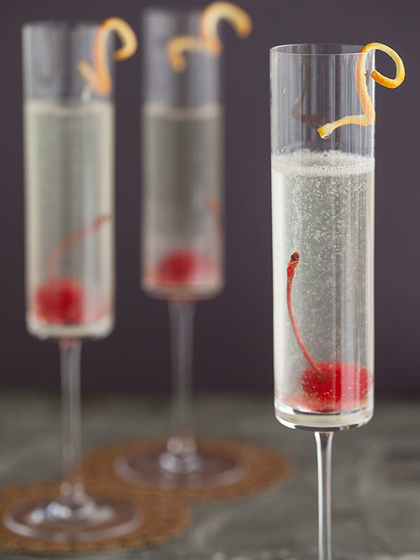 Bubbly French 75