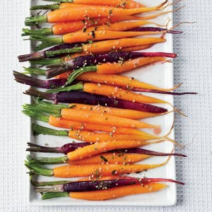 Ginger-Lime <br>Baby Carrots