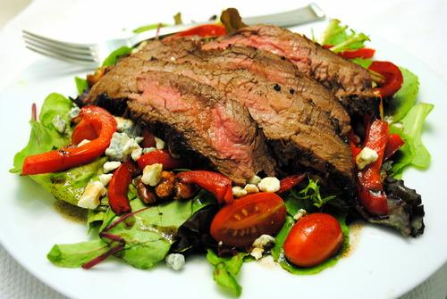 Grilled <br> Steak Salad
