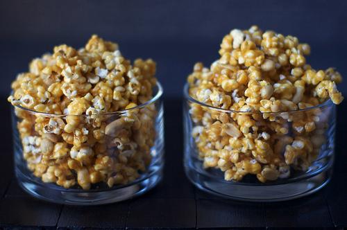 Spicy Caramel<br> Popcorn<br>