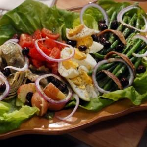 Salad<br> Nicoise<br>