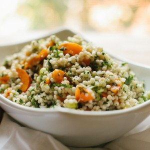 Apricot Mint Couscous