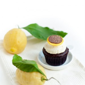 Chocolate and Lemon Mascarpone Cupcakes