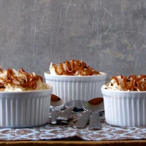 Toasted Coconut Mousse