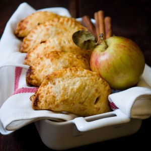 Cheddar Apple Hand Pies