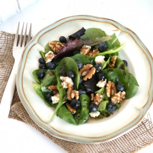 Blueberry Fields Salad
