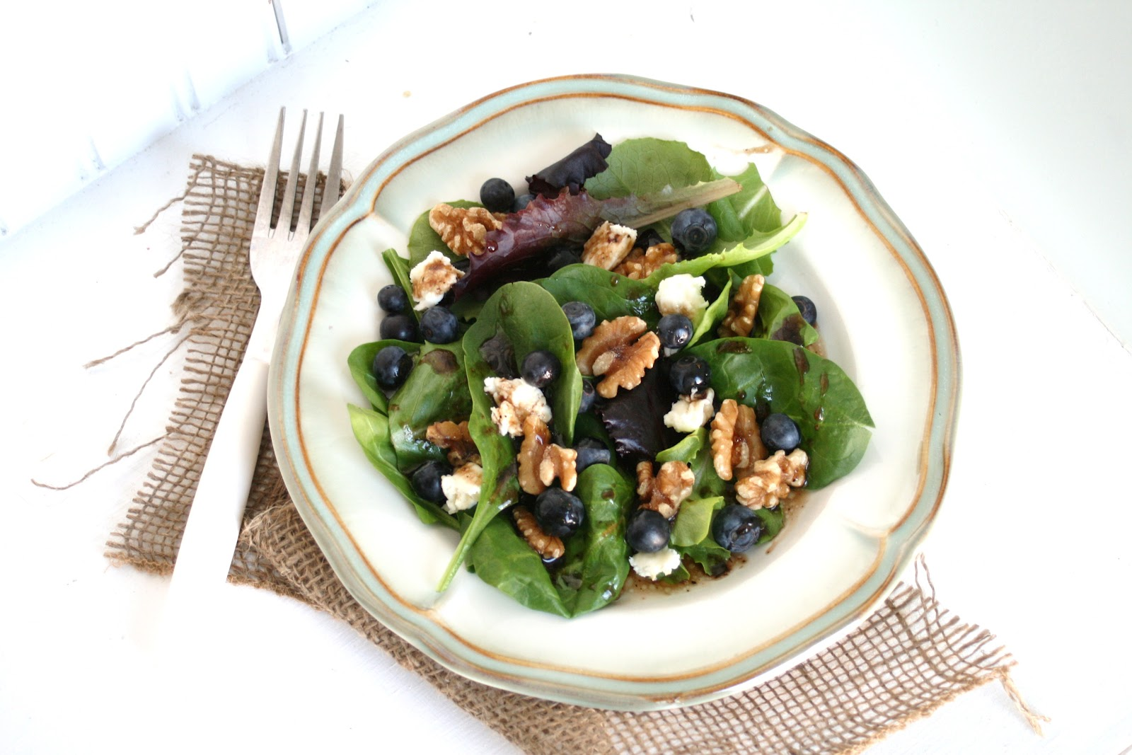 Blueberry Fields Salad