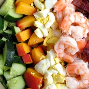 End of Summer Cobb Salad