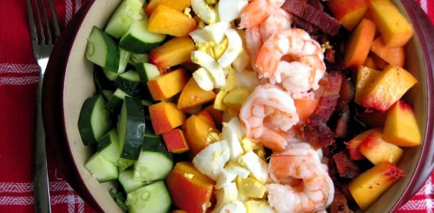 End of Summer Cobb Salad