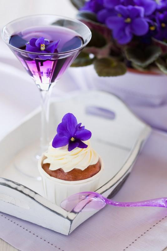 Lavender Margarita