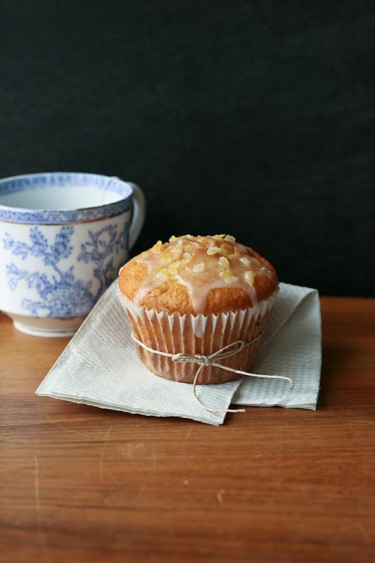 Perfect Lemon Muffins