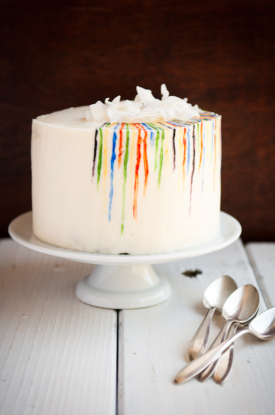 Celebration Hummingbird Cake