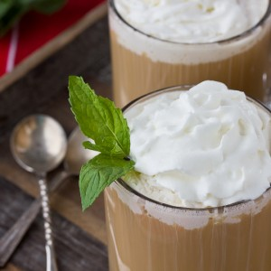 Peppermint Coffee Toddy