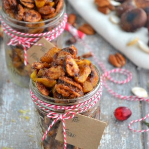 Homemade Sugar-Free Spiced Chestnuts