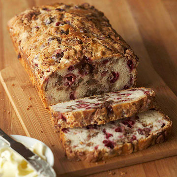 Cranberry-Nut Bread