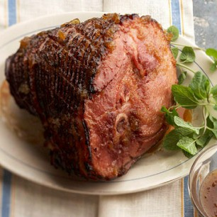 Chutney-Honey Glazed Ham