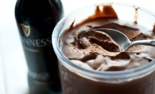 Guinness Dark Chocolate Ice Cream