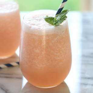 Blended Grapefruit Limeade