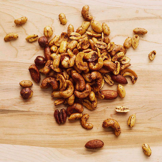 Chili Nuts