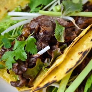 Korean Blugogi Tacos