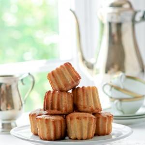 Indian Cardamom Mava Cakes